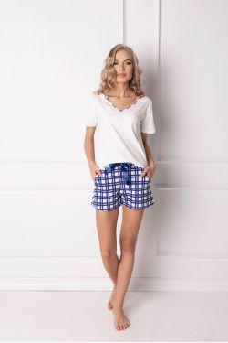 Пижама с шортами BLUMY - Aruelle