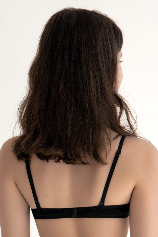 Бюстгальтер подростковый MAYA - Jasmine Lingerie, цвет: черный