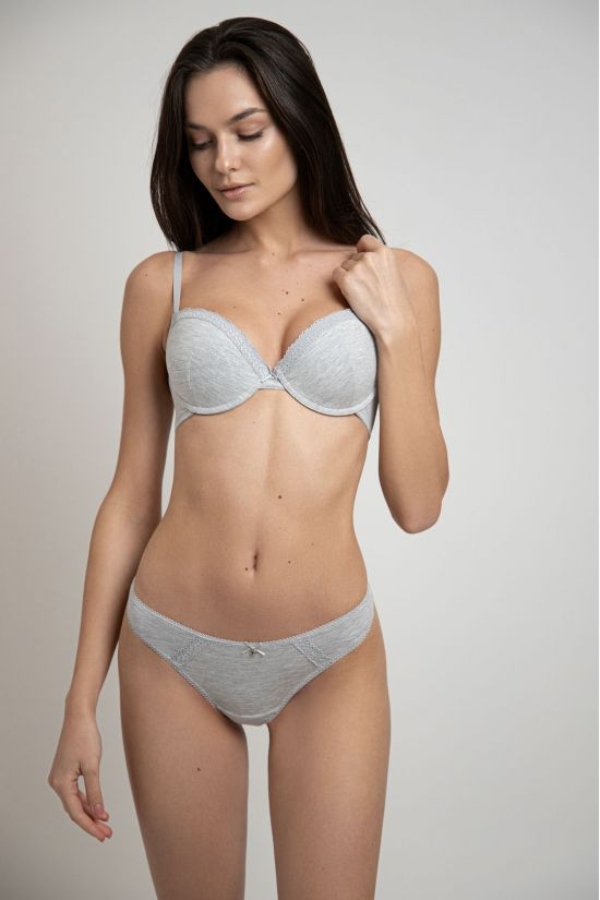 Комплект LORY - Jasmine Lingerie, колір: меланж