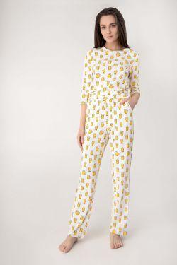 Пижама (кофта + штаны) Milana - Jasmine Lingerie