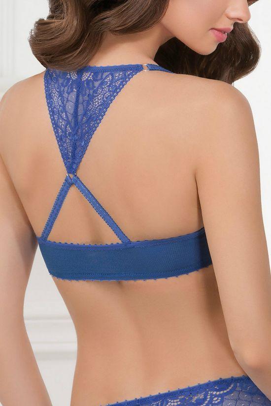 Бюстгальтер ELFY - Jasmine Lingerie, цвет: синий