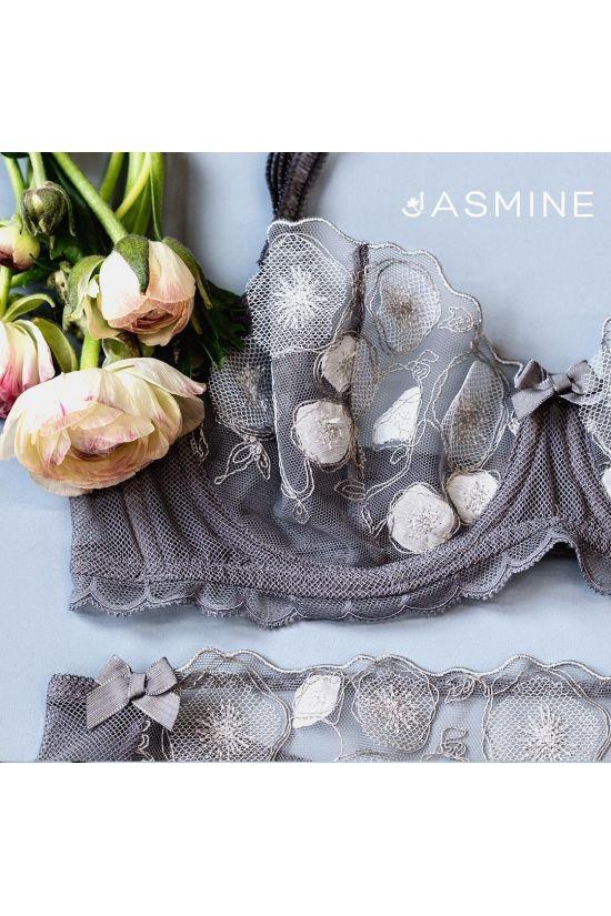 Бюстгальтер LERA - Jasmine Lingerie, цвет: серый