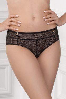 Трусики-шорты BEATRIS - Jasmine Lingerie черный