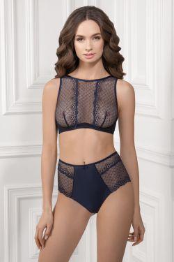 Комплект DINA - Jasmine Lingerie  черный кварц