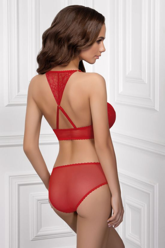 Комплект ILZA - Jasmine Lingerie, колір: червоний