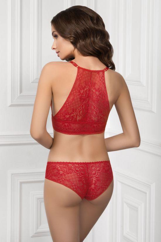 Комплект KASI - Jasmine Lingerie, колір: червоний