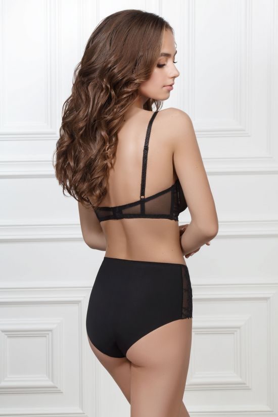 Комплект BELA - Jasmine Lingerie, колір: чорний