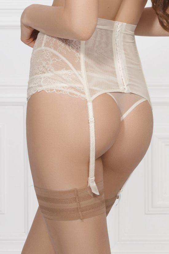 Пояс LOREN - Jasmine Lingerie, цвет: молочный