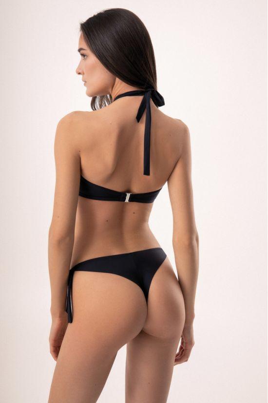 Бюстгальтер купальный DINA- Jasmine Lingerie, цвет: черный