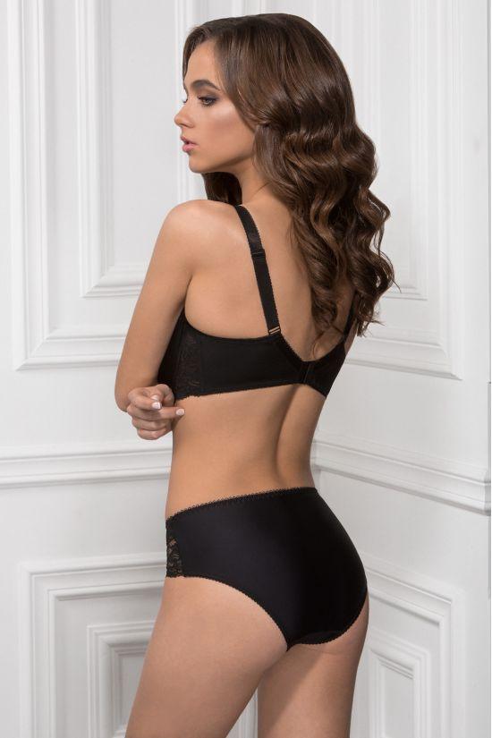 Комплект MACY - Jasmine Lingerie, цвет: черный