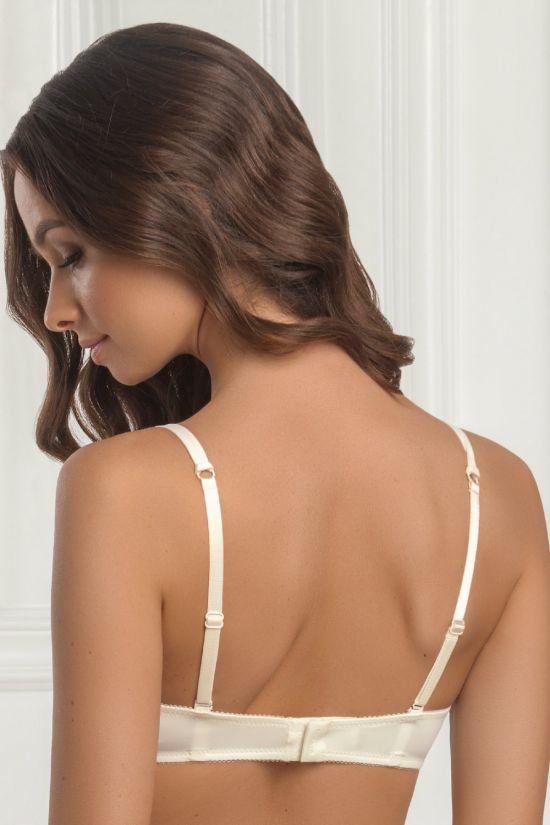 Бюстгальтер LOVE - Jasmine Lingerie, колір: білий