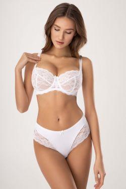Комплект KLER - Jasmine Lingerie белый