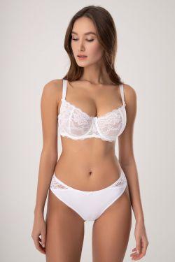 Комплект LUNA - Jasmine Lingerie білий