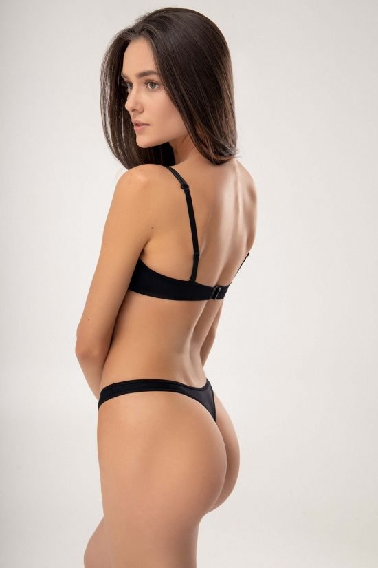 Комплект ABBY - Jasmine Lingerie, колір: чорний