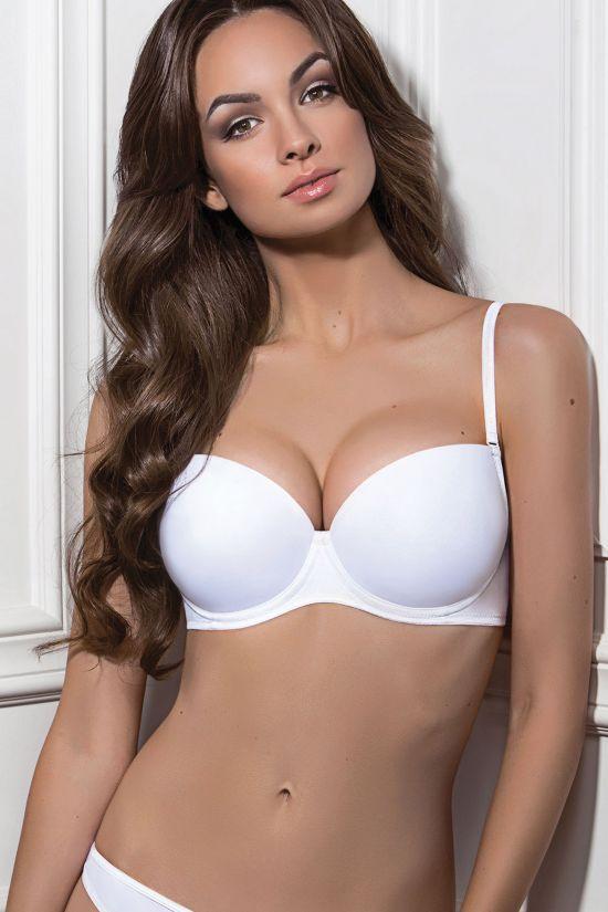 Бюстгальтер AIDA - Jasmine Lingerie, цвет: белый