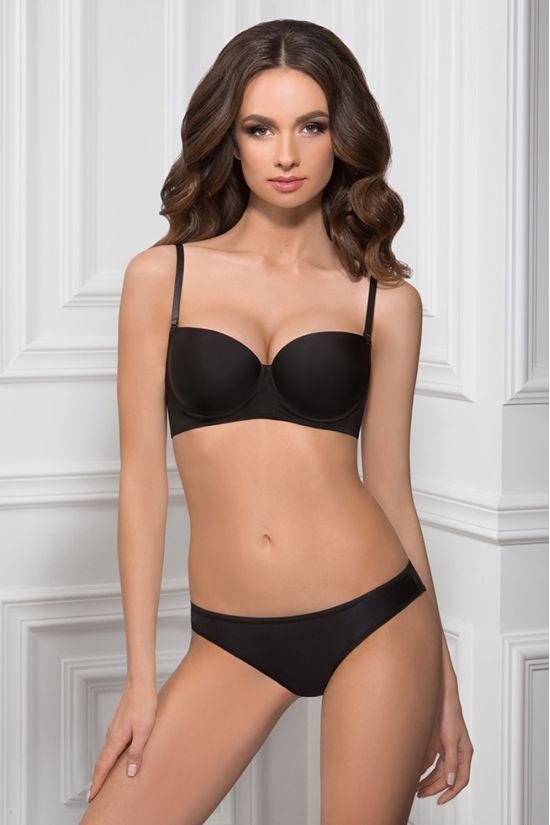 Комплект AIDA - Jasmine Lingerie, колір: чорний