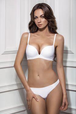 Комплект MISS II - Jasmine Lingerie белый