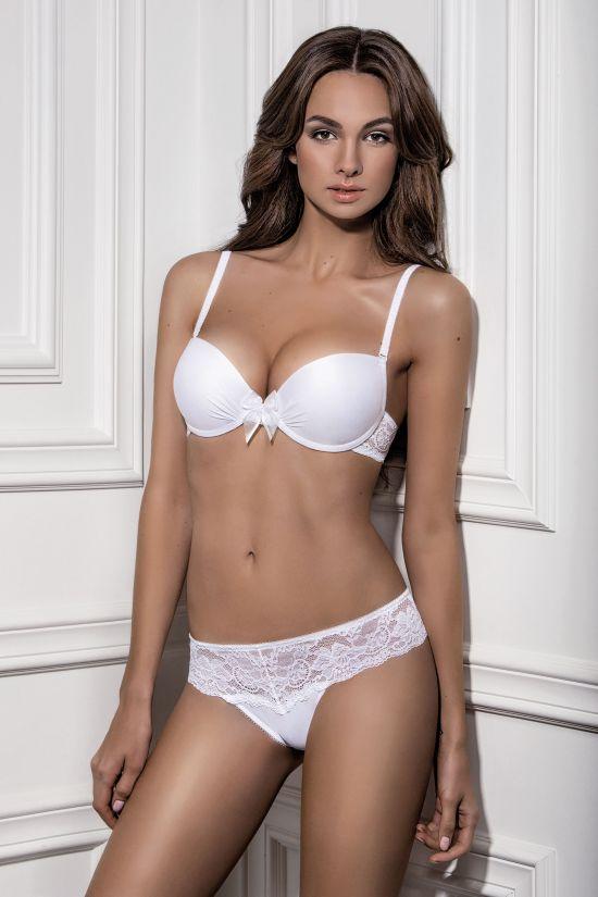 Комплект LUSI - Jasmine Lingerie, цвет: белый