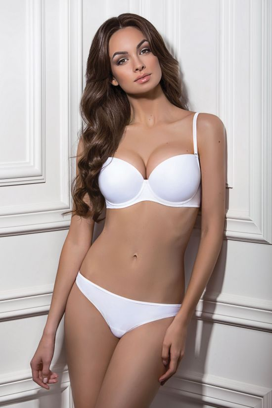 Комплект AIDA - Jasmine Lingerie, цвет: белый