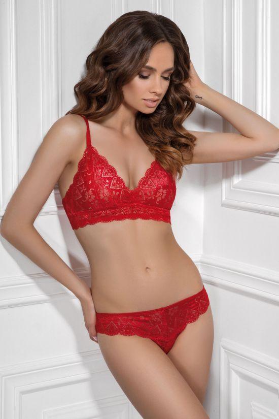 Комплект JANN - Jasmine Lingerie, цвет: красный