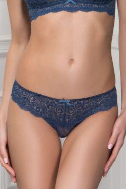 Трусики бразилиан MARSELA - Jasmine Lingerie синий