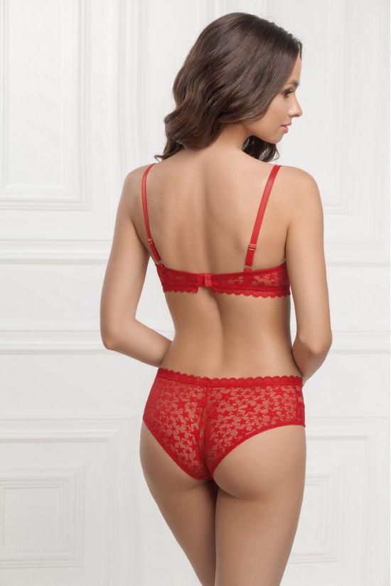 Комплект ASOL - Jasmine Lingerie, цвет: красный