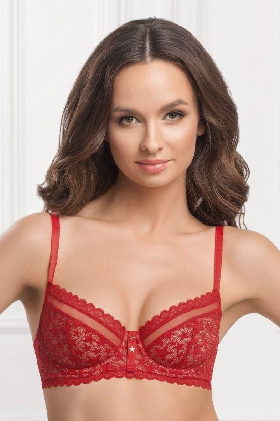 Бюстгальтер ASOL - Jasmine Lingerie, цвет: красный