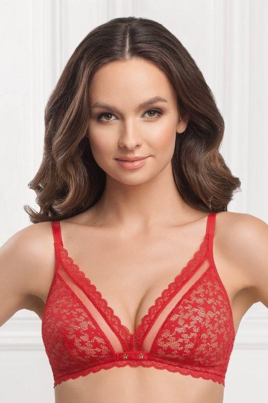 Браллет LIZA - Jasmine Lingerie, цвет: красный