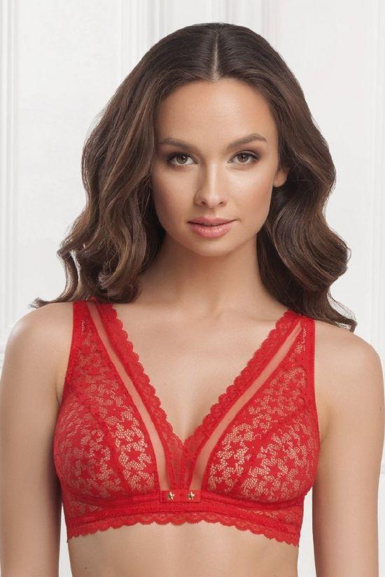 Бралет SEIL- Jasmine Lingerie, колір: червоний