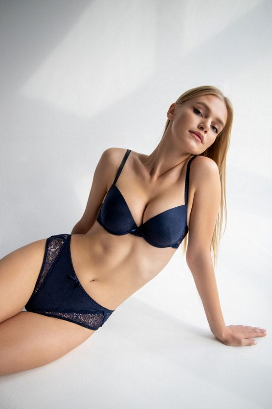 Бюстгальтер JEIL - Jasmine Lingerie, цвет: темно-синий