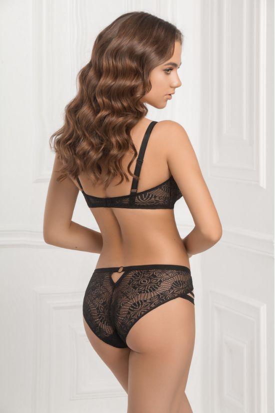 Комплект CORI - Jasmine Lingerie, колір: чорний
