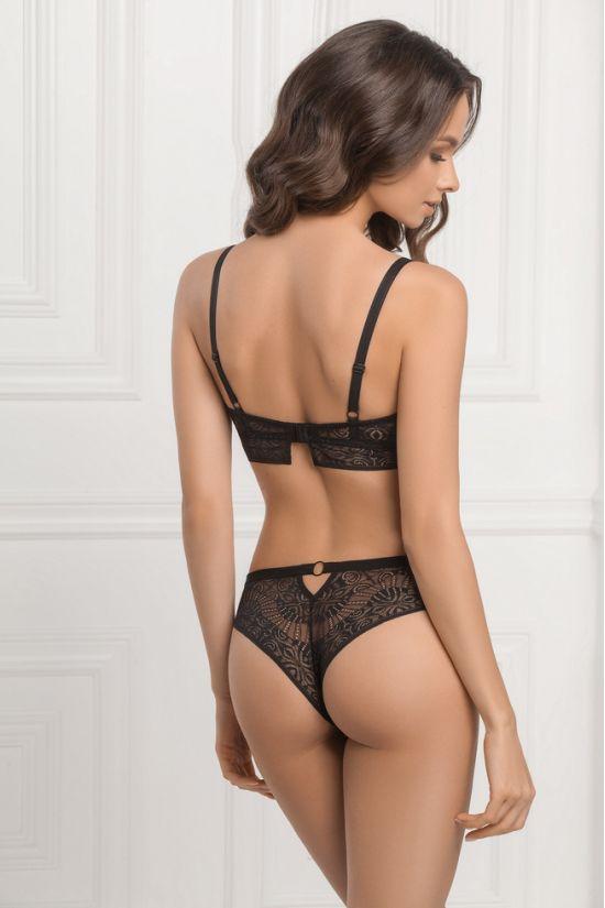 Комплект JULY- Jasmine Lingerie, цвет: черный