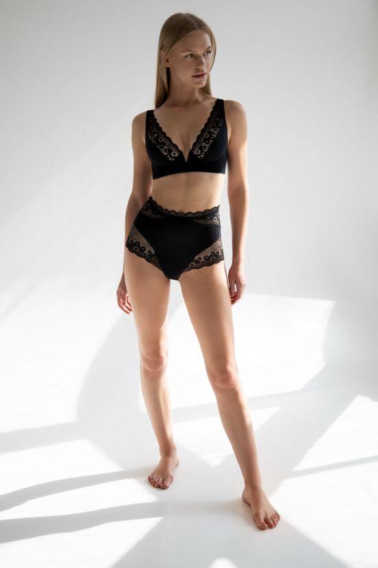 Комплект ENDY - Jasmine Lingerie, цвет: черный