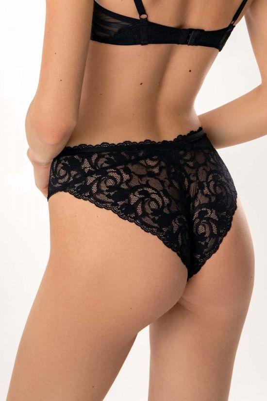 Трусики ALLISON - Jasmine Lingerie, цвет: черный
