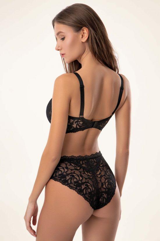 Комплект INGA - Jasmine Lingerie, колір: чорний