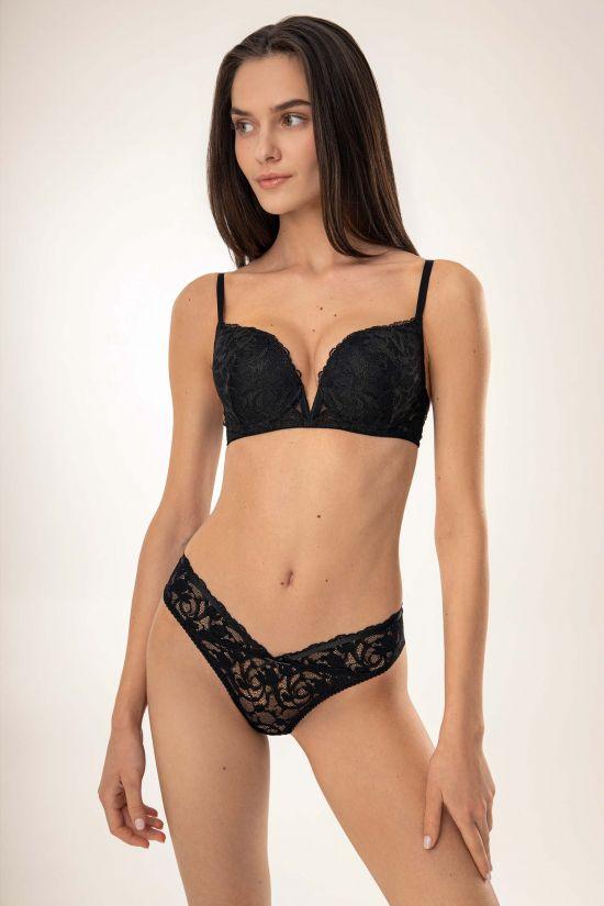 Комплект LOLA - Jasmine Lingerie, цвет: черный