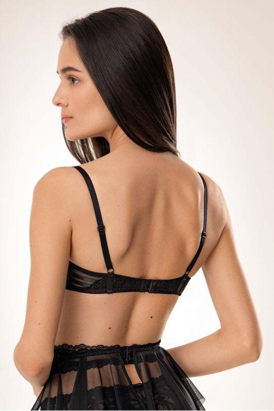 Бюстгальтер  NINA - Jasmine Lingerie, цвет: черный