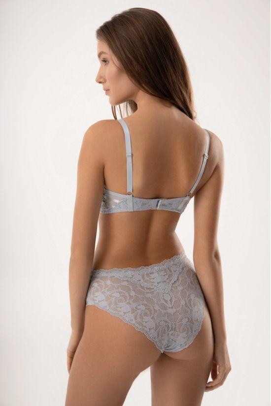 Комплект INGA - Jasmine Lingerie, цвет: мягкий серый