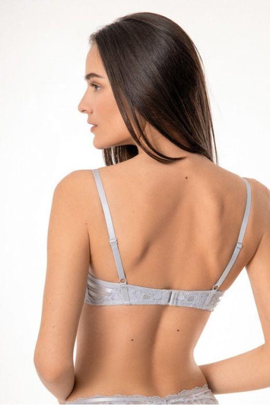 Бюстгальтер  NINA - Jasmine Lingerie, цвет: мягкий серый