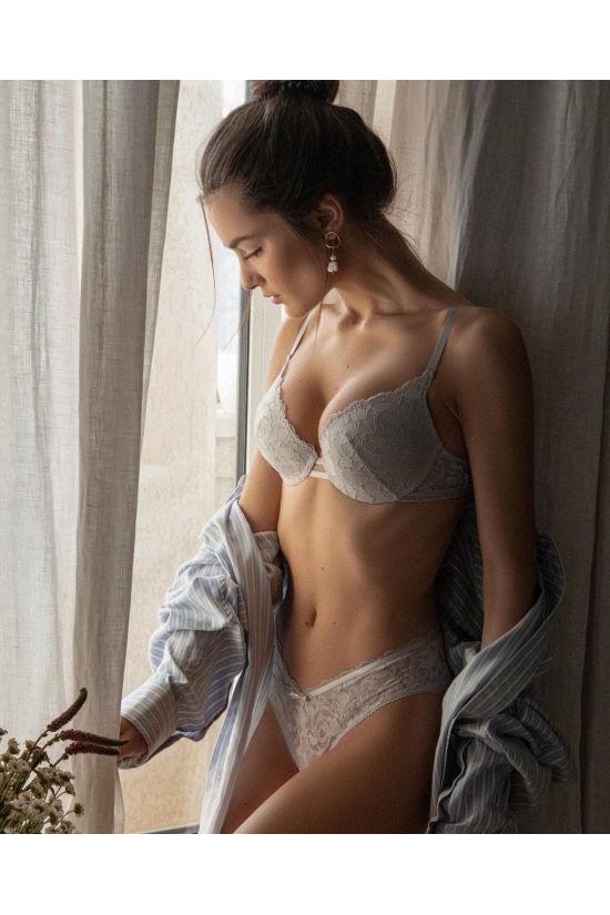 """Комплект NINA - Jasmine Lingerie, колір: м""""який сірий"""