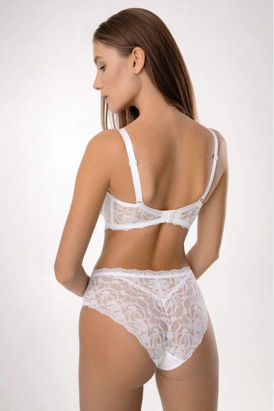 Бюстгальтер EMMI - Jasmine Lingerie, цвет: белый.