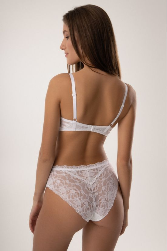 Комплект INGA - Jasmine Lingerie, цвет: белый