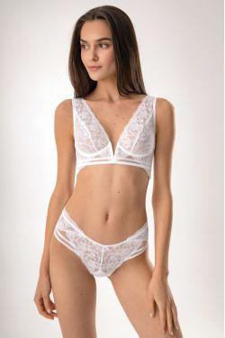 Комплект MIKI - Jasmine Lingerie білий