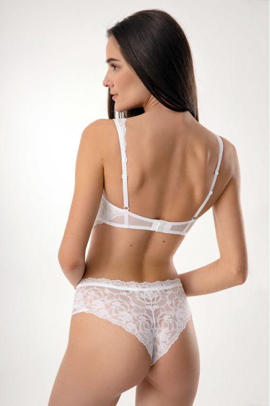Комплект MIKI - Jasmine Lingerie, колір: білий