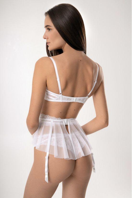Комплект NINA - Jasmine Lingerie, колір: білий
