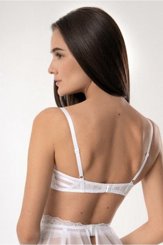 Бюстгальтер  NINA - Jasmine Lingerie, цвет:  белый
