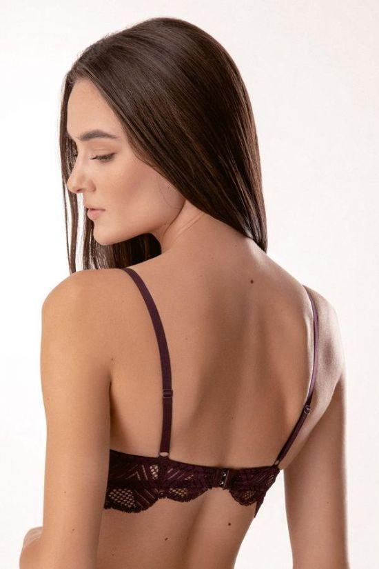 Бюстгальтер JEIL - Jasmine Lingerie, цвет: винный