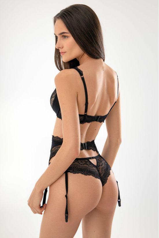 Комплект LISA - Jasmine Lingerie, цвет: черный
