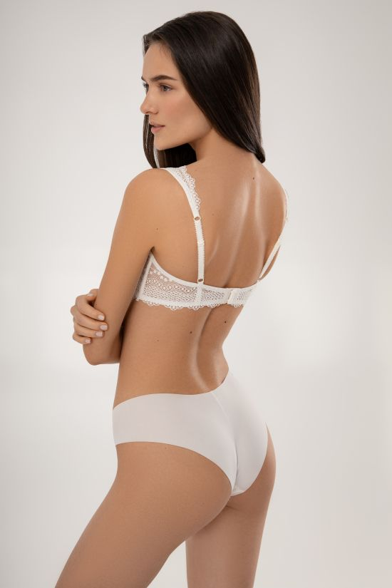 Комплект CLER  - Jasmine Lingerie, колір: молочно-білий