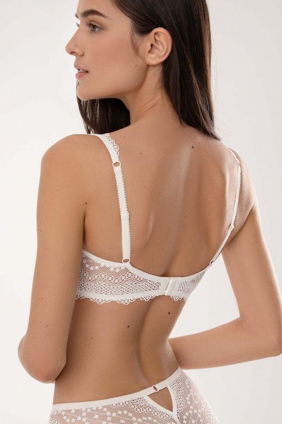 Бюстгальтер CORA - Jasmine, колір: молочно-білий
